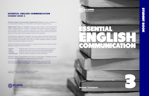 Essential English Communication: Student Book 3 2019 Edition